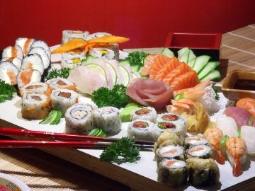 Japanese and Sushi